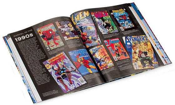 The Marvel Comics Encyclopedia