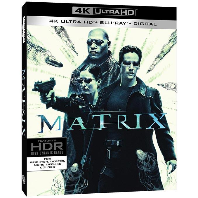 The Matrix 4K Ultra HD