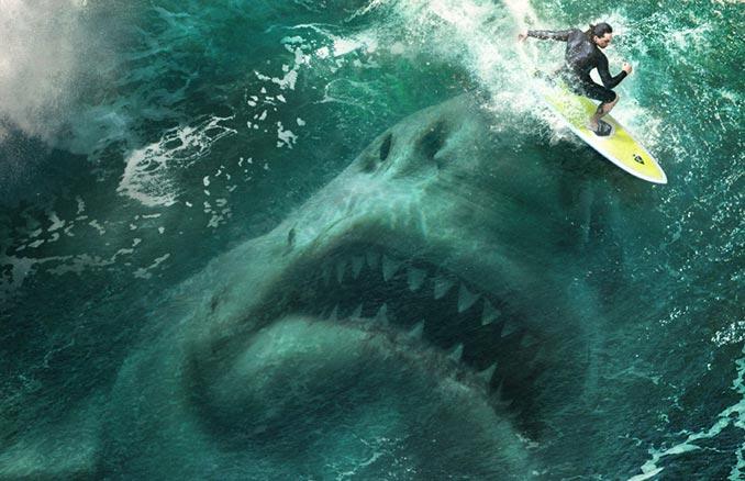 The Meg Movie Trailer