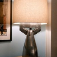 The Megaton - Massive Bomb Lamp