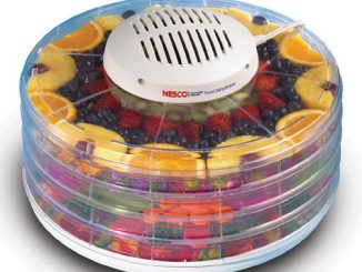 The Metal Ware FD-39 Food Dehydrator