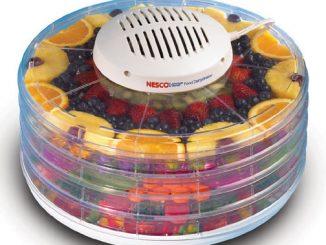The Metal Ware FD-39 Food Dehydrator