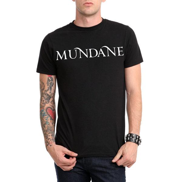 The Mortal Instruments City Of Bones Mundane TShirt