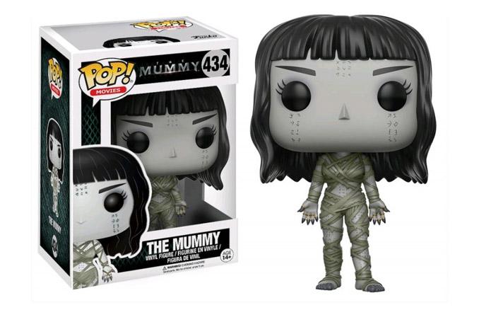 The Mummy 2017 Pop Vinyl Figure