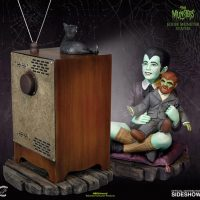 The Munsters Eddie Munster Maquette