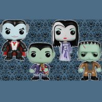 The Munsters Pop Vinyl Figures