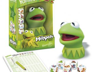 The Muppets Collector's Edition Yahtzee Game