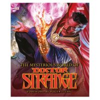 The Mysterious World of Doctor Strange Hardcover Book