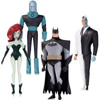 The New Batman Adventures Action Figures