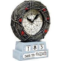 The Nightmare Before Christmas Countdown Table Clock