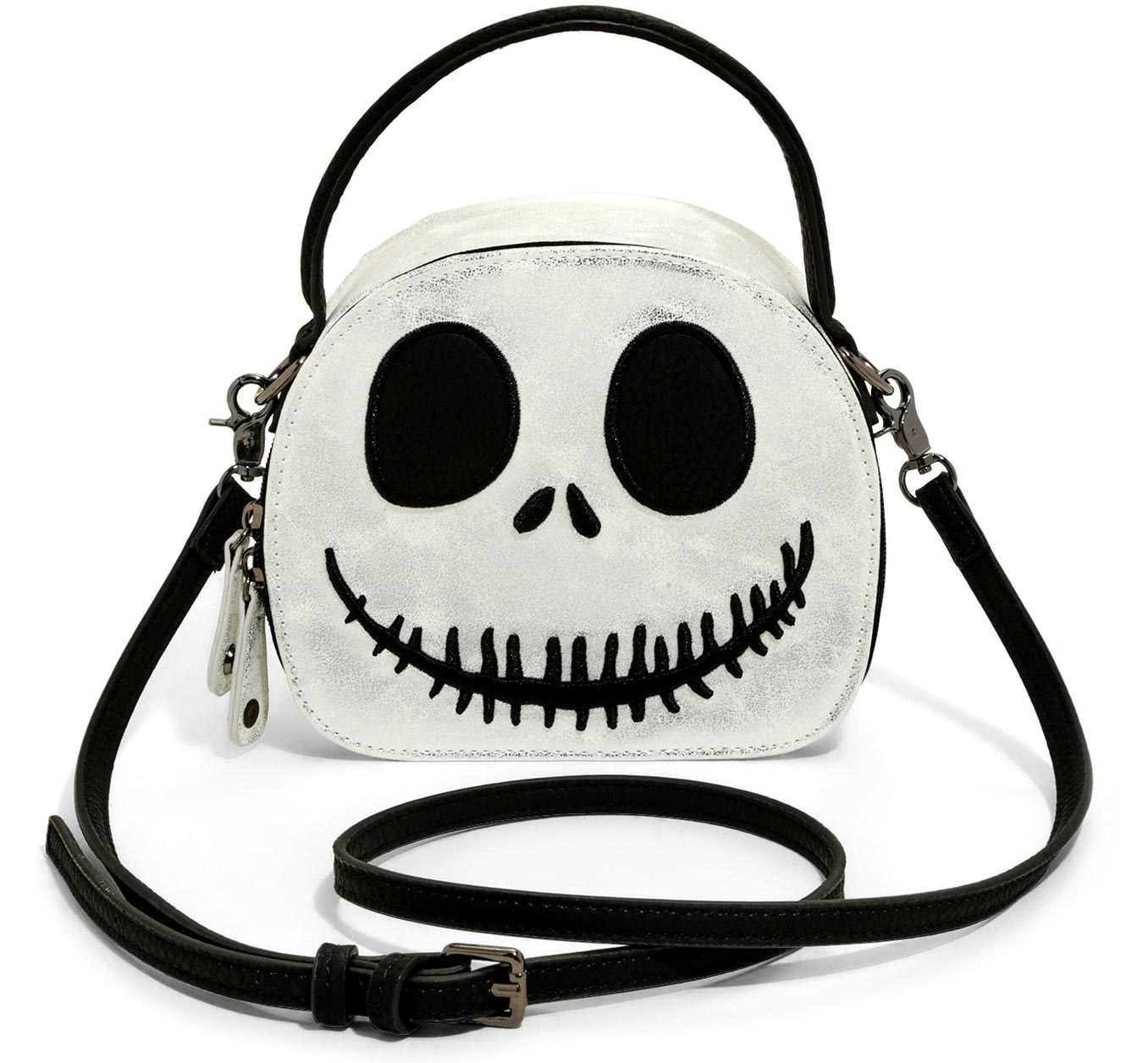 Nightmare Before Christmas Purses Handbags.The Nightmare Before Christmas Jack Mini Hatbox Crossbody Bag