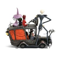 The Nightmare Before Christmas Mayor Car Figurine