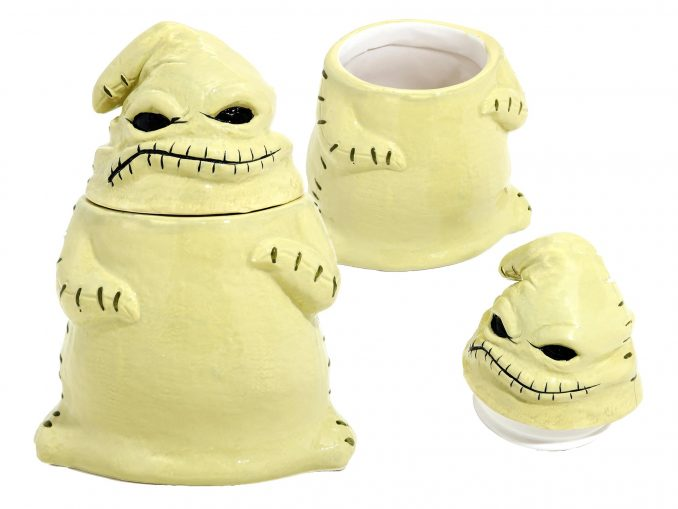 The Nightmare Before Christmas Oogie Boogie Cookie Jar