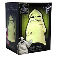The Nightmare Before Christmas Oogie Boogie Cookie Jar Box