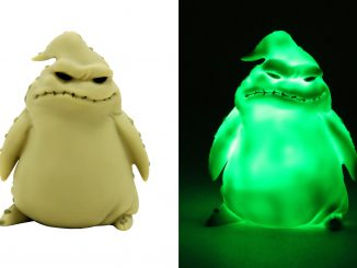 The Nightmare Before Christmas Oogie Boogie Mood Light