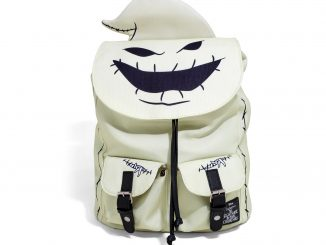 The Nightmare Before Christmas Oogie Boogie Slouch Backpack