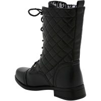 The Nightmare Before Christmas Quilted Combat Boots