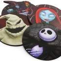 The Nightmare Before Christmas Wooden Coaster Set
