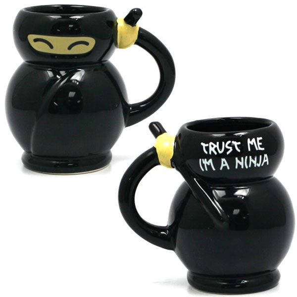 The Ninja Mug