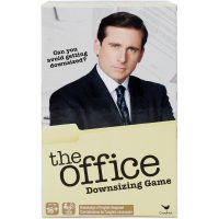 The Office Downsizing Board Game Box Front