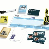 The Office Downsizing Cardinal Board Game