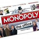 The Office Monopoly Board Game