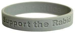 The Office Support The Rabid Bracelet