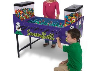 The Only Gumball Foosball