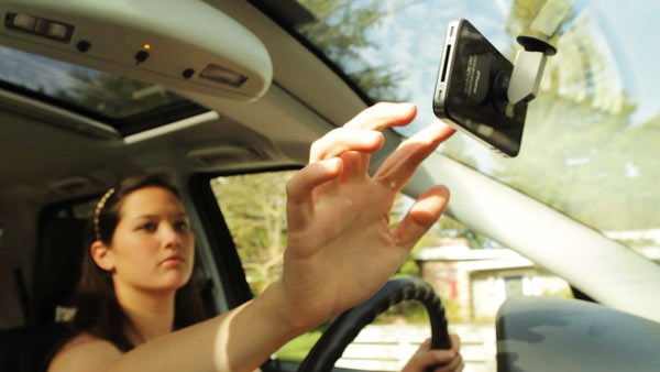 The Oona - Anywhere iPhone Mount