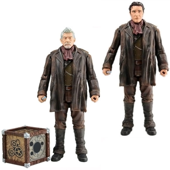 The Other Doctor Day Of The Doctor Action Figure