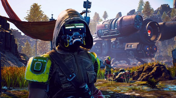 The Outer Worlds E3 2019 Trailer