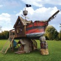 The Pirate Ship Playhouse