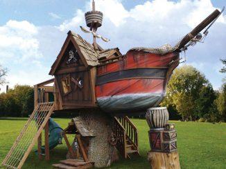 The Pirate Ship Playhouse