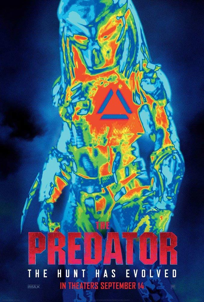 The Predator Evolved Poster