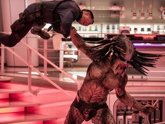 The Predator Movie 2018