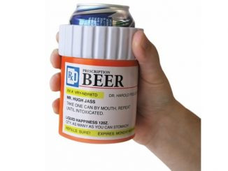 The Prescription Kool Koozie