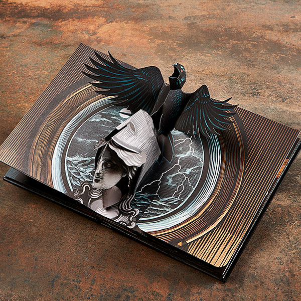 The Raven A Pop-up Book