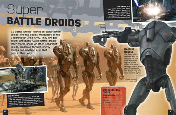 The Secret Life of Droids Star Wars Book
