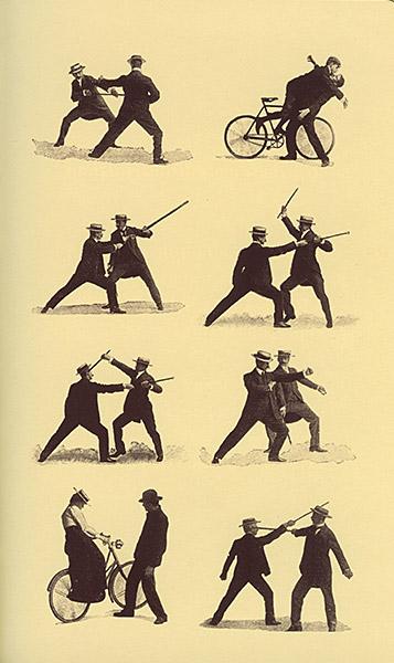 The Sherlock Holmes School of Self-Defence Book