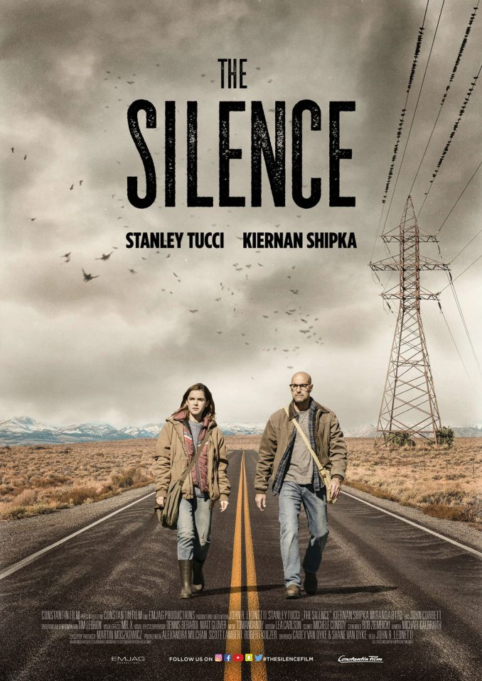 The Silence 2019 Movie Teaser Poster