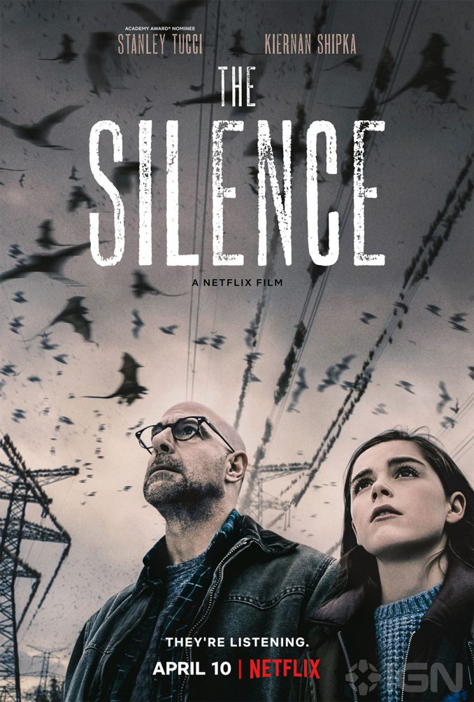 The Silence 2019 Netflix Movie Poster