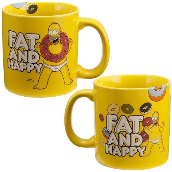 The Simpsons Coffee Mug