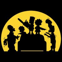 The Simpsons Doh! Zombies! T-Shirt