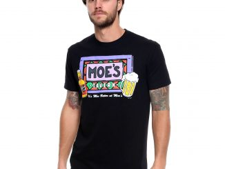 "The Simpsons Moe's Tavern ""Moe Better"" T-Shirt"