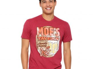 The Simpsons Moe's Tavern T-Shirt