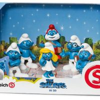 The Smurfs Movie Character Set