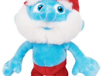 The Smurfs Papa Smurf Plush