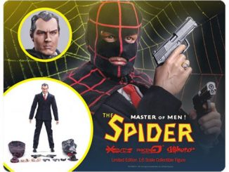 The Spider 1:6 Scale Action Figure