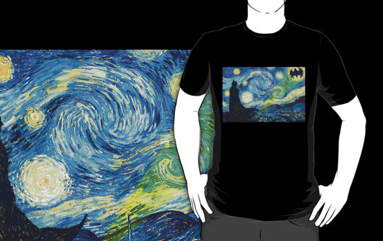 The Starry Knight Shirt
