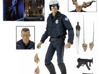 The Terminator Ultimate T-1000 Motorcycle Cop Action Figure
